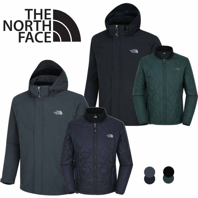 THE NORTH FACE〜 M'S MOUNTAINEER TRICLIMATE JACKET 2色