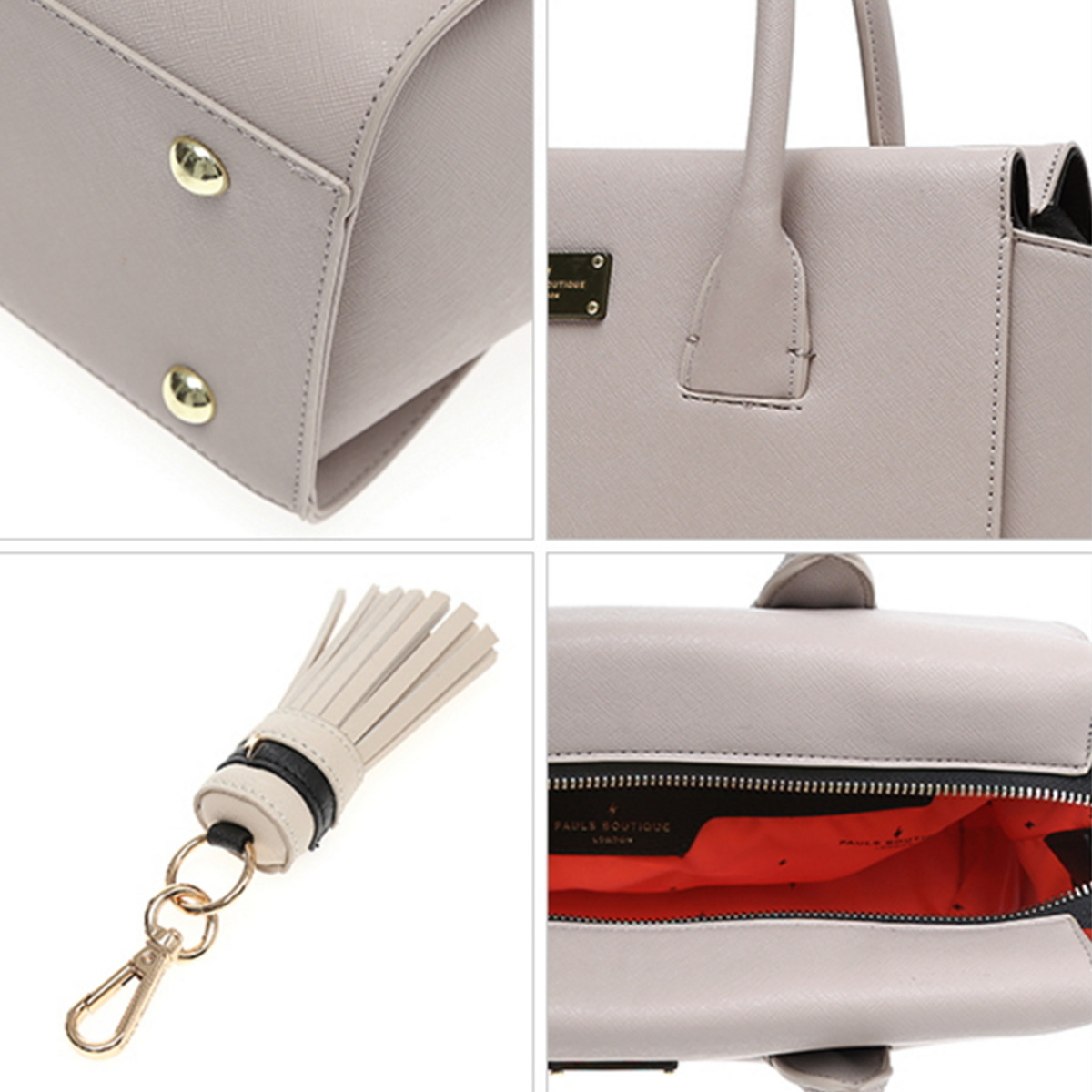 【PAULS BOUTIQUE】EMS発送★トートバッグ★PF5WHABY020