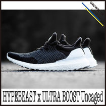 ★【adidas】入手困難 コラボ HYPEBEAST x Ultra Boost Uncaged