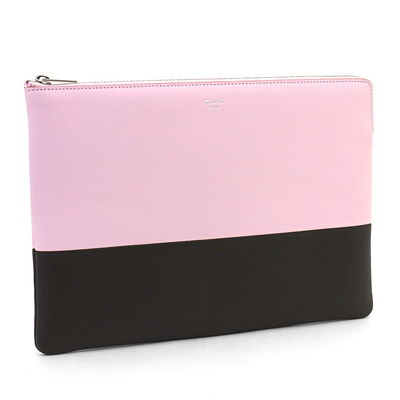 CELINE CLUCH POUCH クラッチバッグ SOLO ペールピンク
