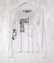 Dirtee Hollywood(ダーティハリウッド) Tシャツ・カットソー Dirtee Hollywood Heart ring L/S Tee