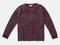 【即納】Saturdays Surf JJames Stripe ボーダー ロンT 長袖