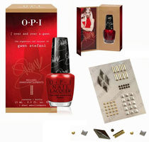 "OPI(オーピーアイ) マニキュア  ★限定&完売品★ OPI x Gwen Stefani ""over & over a gwen"""