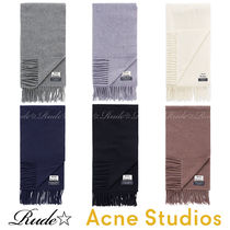 【Acne Studio】CANADA NARROW ウールマフラー