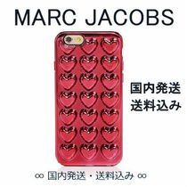◆関税込み◆MARC JACOBS*Metallic Heart*iPhone6/6S