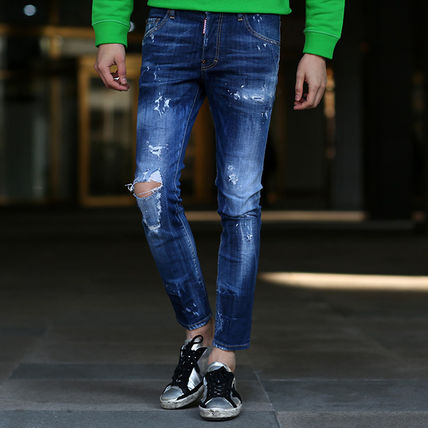17th SS spring summer DSQUARED2 dsquared skater jeans.