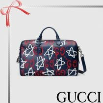 GUCCI(グッチ) バッグ・カバンその他 【17cruise新作国内発送】GUCCI Ghost duffle
