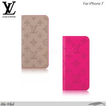 Louis Vuitton(ルイヴィトン) スマホケース・テックアクセサリー 関税込◇LOUIS VUITTON◇Autres Cuirs☆iPhone 7 フォリオケース