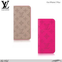 関税込◇LOUIS VUITTON◇Autres Cuirs☆iPhone 7+ Folioケース