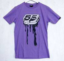 55DSL(フィフティーファイブディーエスエル) Tシャツ・カットソー S/S Tee 55DSL