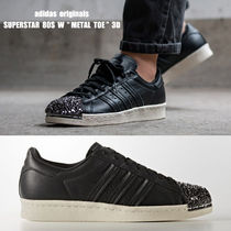 adidas★SUPERSTAR 80S W★METAL TOE 3D★メタル・グリッター
