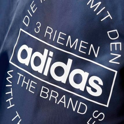 adidas ブルゾン ADIDAS Men's Originals☆LOGO BOMBER JACKET AY8636(5)