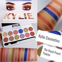 入手困難☆Kylie Cosmetics☆The Royal Peach Palette☆12色