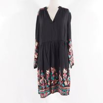[RESALE] 16AW【Anthro】Embroidered Avery Dress
