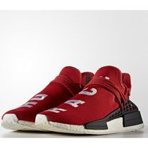 レディース★Adidas Pharrell Williams Human Race NMD Red 赤