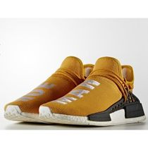 レディース★Adidas Pharrell Williams Human Race NMD オレンジ