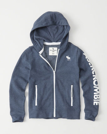 Abercrombie & Fitch キッズその他  新作 アバクロ・キッズ ボーイズ★ graphic full-zip hoodie