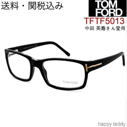 Shipping / Tom Ford glasses TF5013 WIDE and Hidetoshi Nakata