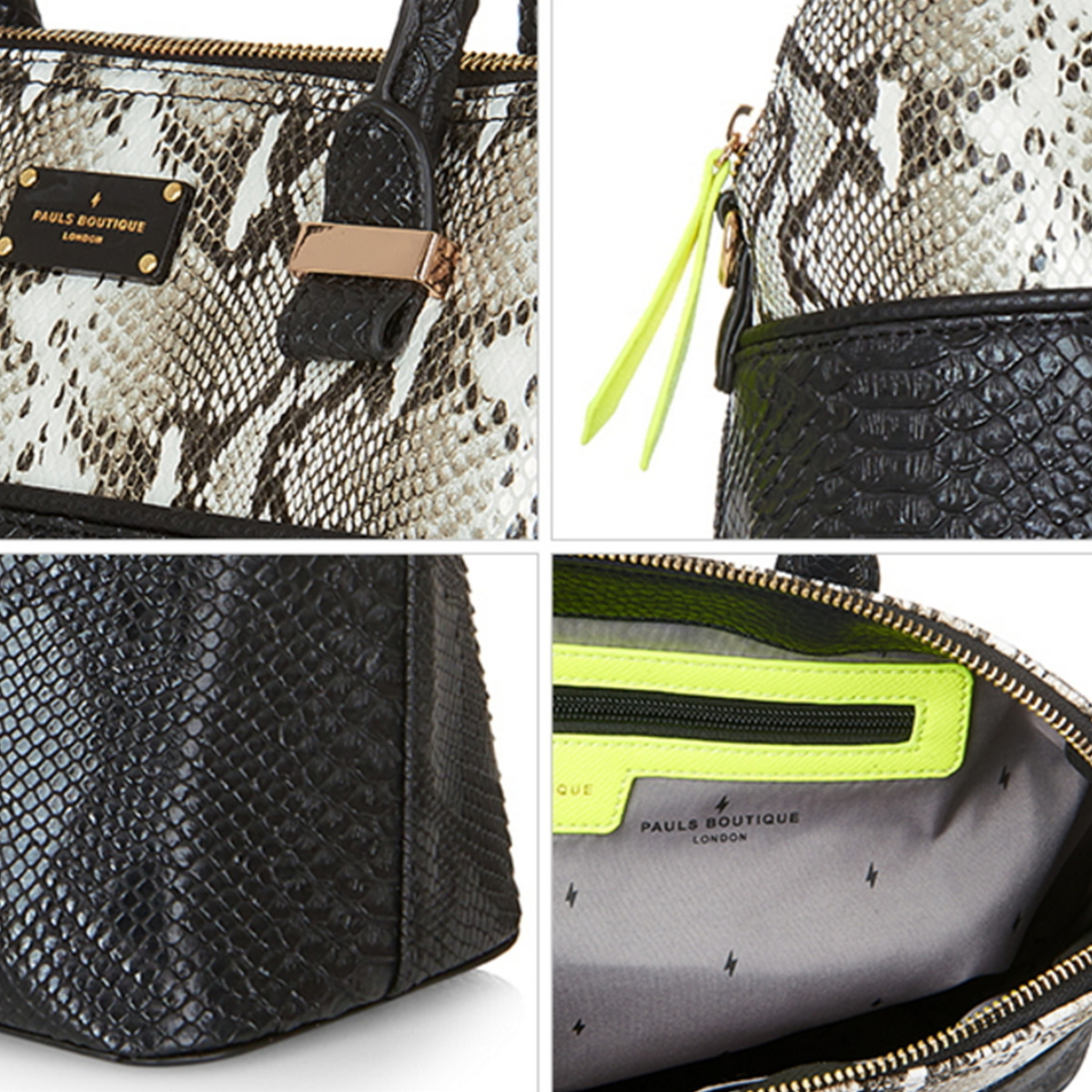 【PAULS BOUTIQUE】EMS発送★トートバッグ★PF8WHAMS020