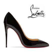 ∞∞ Christian Louboutin ∞∞ Pigalle 100パンプス☆BK