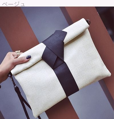 Messenger with clutch pretty popular in instant fastening