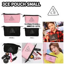 3 CONCEPT EYES(スリーコンセプトアイズ) ポーチ 3CE POUCH_SMALL 3 CONCEPT EYES コスメ ポーチ 選べる2色