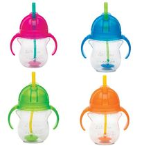Munchkin☆Click Lock Weighted Flexi-Straw Cup☆
