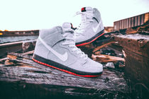 "[BLACK SHEEP × NIKE]SB DUNK HIGH""WOLF IN SHEEP'S CLOTHING"""