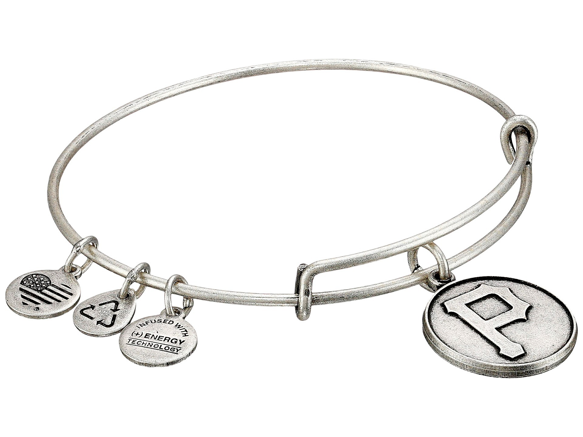 【大人気】MLB? Pittsburgh Pirates Charm Bangle バングル