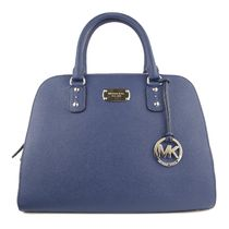 【国内即発】 Michael Kors Saffiano Small Satchel 2way