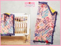 17SS☆最安値&関税送料込【Anthro】Folkloric Toddler Quilt