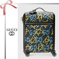 【17cruise新作国内発送】GUCCI Ghost carry on