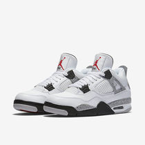 【入手困難】メンズ★NIKE AIR JORDAN 4 RETRO OG WHITE CEMENT