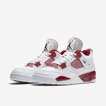 【即完売】メンズ★NIKE AIR JORDAN 4 RETRO ALTERNATE 89 赤白