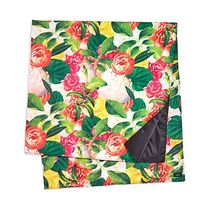 kate spade★Picnic Blanket Floral ブランケット Multicolor