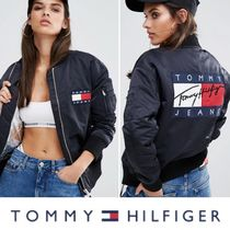 Tommy Hilfiger(トミーヒルフィガー) ブルゾン 関税・送料込★ Tommy Jeans  Bomber?Jacket