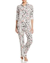 kate spade★Flannel PJ パジャマ White