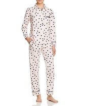 kate spade★Flannel PJ パジャマ Pink