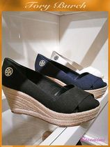 人気ウエッジサンダル!Tory Burch FILIPA WEDGE ESPADRILLE3色