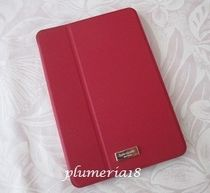 kate spade new york-iPad mini3 bifold hardcase-dynastyred