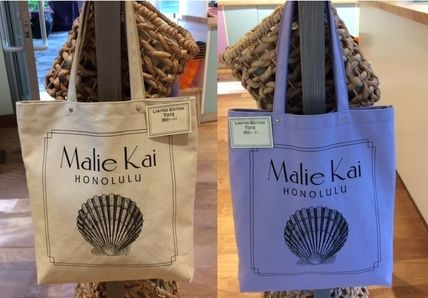 MALIE KAI Hawaii limited vertical tote bag shell