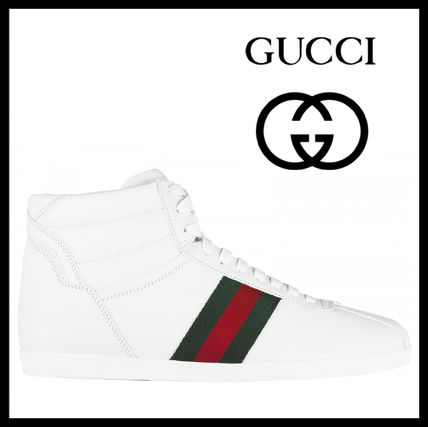 Sale GUCCI HIGH TOP SNEAKERS