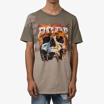 DOPE couture(ドープクチュール) Tシャツ・カットソー LA発☆DOPE couture☆Bleached Metallic Tee送料込