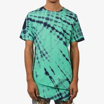 DOPE couture(ドープクチュール) Tシャツ・カットソー LA発☆DOPE couture☆Tie-Dye Layered Scoop Tee送料込