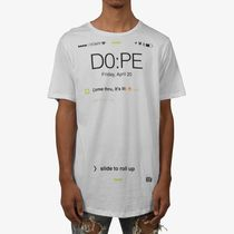 DOPE couture(ドープクチュール) Tシャツ・カットソー LA発☆DOPE couture☆Come Thru Scoop Tee送料込
