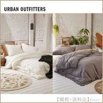 Urban Outfitters(アーバンアウトフィッターズ) ベッドカバー・リネン 関/送込☆Urban Outfitters [ダブル] 掛布団 or 枕カバーセット