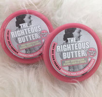 SOAP AND GLORY(ソープ アンド グローリー) ボディケアその他 SOAP AND GLORY/THE RIGHTEOUSBUTTER/3個セット