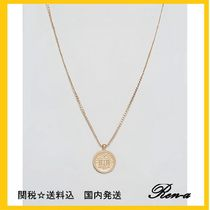 ASOS(エイソス) ネックレス・チョーカー 関送無料☆ASOS★Chained & Able★英国メダリオンネックレス
