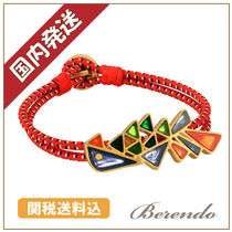 Tory Burch(トリーバーチ) ブレスレット 国内発送★Tory Burch Parrot Bungee Bracelet ブレスレット