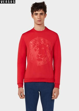 Versus 2017 SS lionheadswettshats / Red